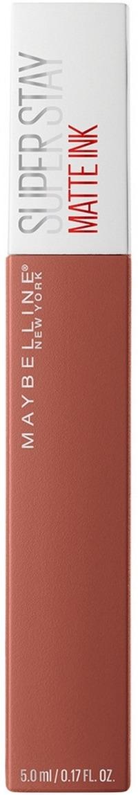 Жидкая матовая помада для губ Maybelline New York Super Stay Matte Ink, суперстойкая, оттенок 70, Amazonian, 5 мл