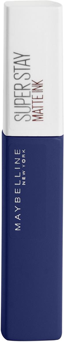 Помада для губ жидкая Maybelline New York Super Stay Matte Ink, матовая, 105, 5 мл