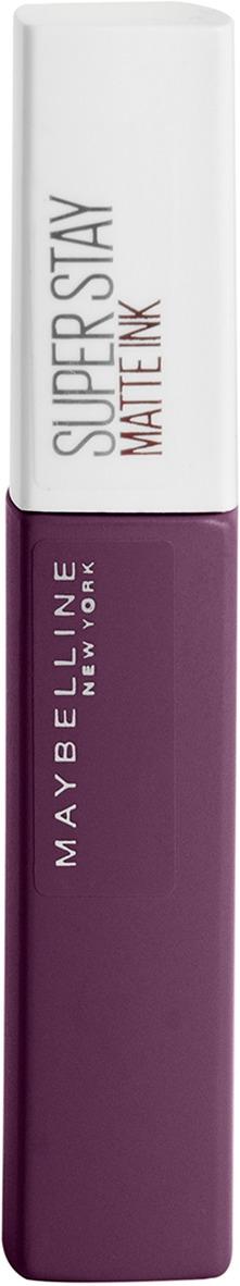 Помада для губ жидкая Maybelline New York Super Stay Matte Ink, матовая, 110, 5 мл