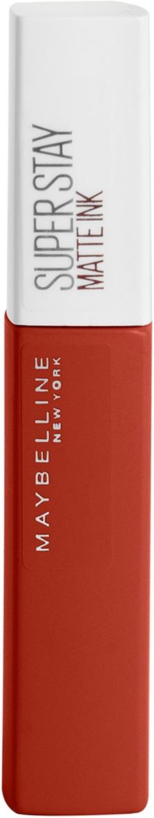 Помада для губ жидкая Maybelline New York Super Stay Matte Ink, матовая, 117, 5 мл