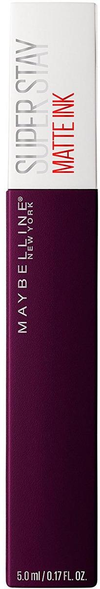 Помада для губ жидкая Maybelline New York Super Stay Matte Ink, матовая, оттенок 45, Иллюзионист, 5 мл
