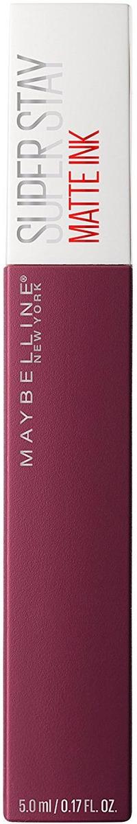 Помада для губ жидкая Maybelline New York Super Stay Matte Ink, матовая, оттенок 40, Сторонние, 5 мл
