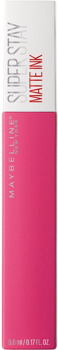 Помада для губ жидкая Maybelline New York Super Stay Matte Ink, матовая, оттенок 30, Романтик, 5 мл