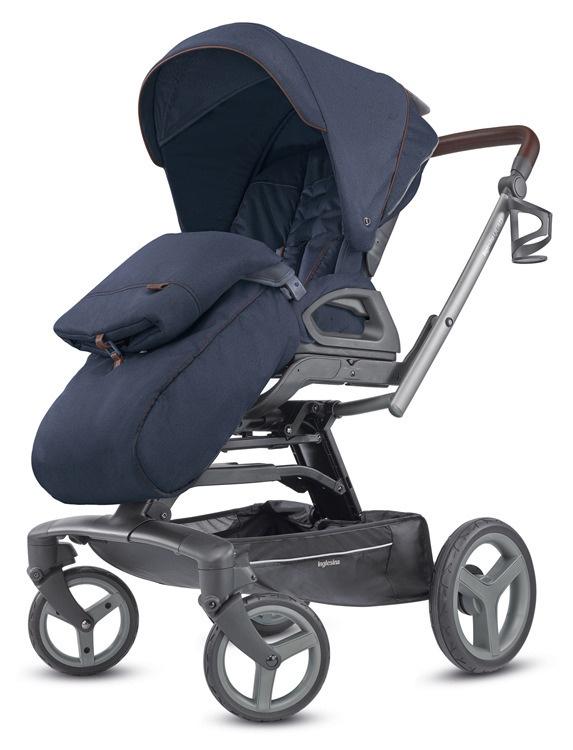 Inglesina Прогулочная коляска QUAD цв. Oxford Blue