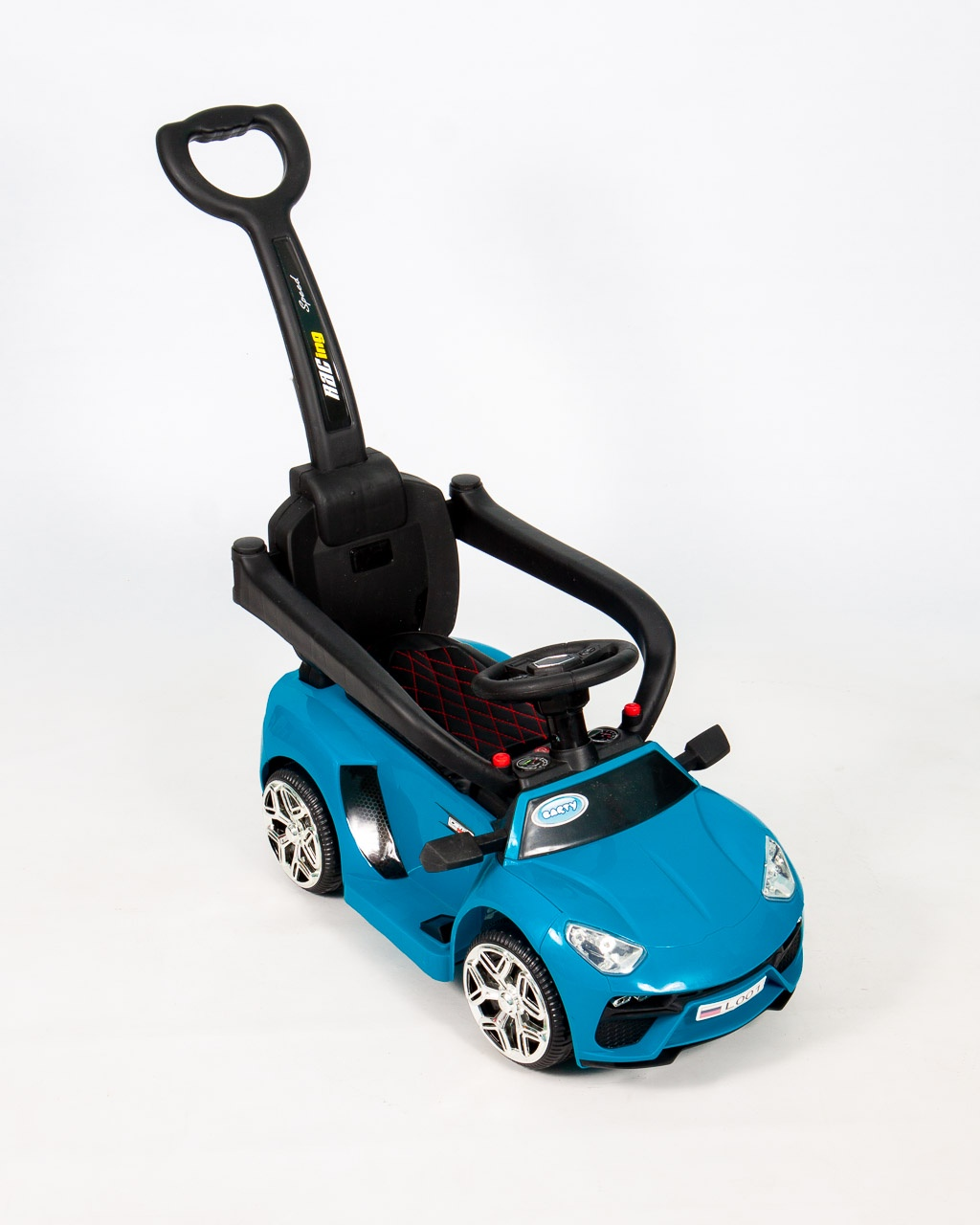 все цены на Толокар BARTY Lamborghini L001 синий онлайн