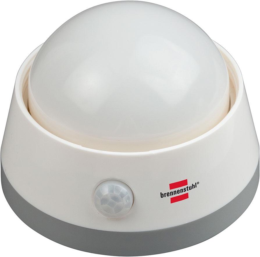 1173290 Brennenstuhl ночник LED, с датчиком освещенности и датчиком движения, 60 лм.