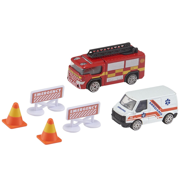 Машинка HTI Teamsterz Транспорт спасателей, 1373614.18 цена