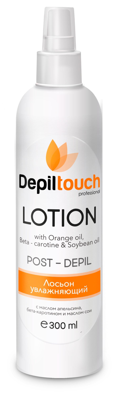 Depiltouch 87645 Лосьон с маслом апельсина после депиляции 300мл Depiltouch