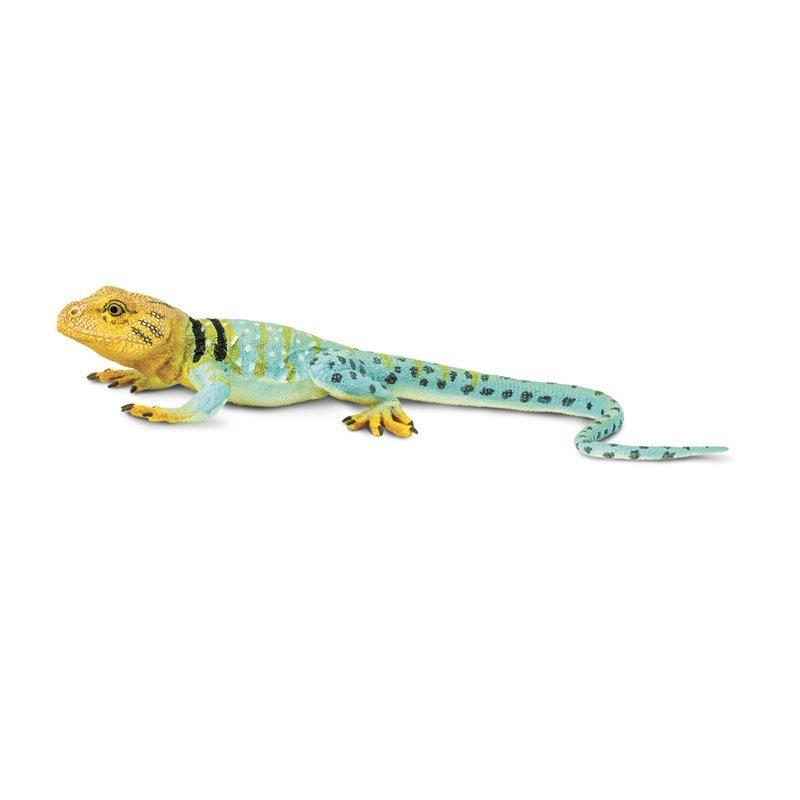 Фигурка ящерицы Safari Ltd Ошейниковая пустынная игуана XL