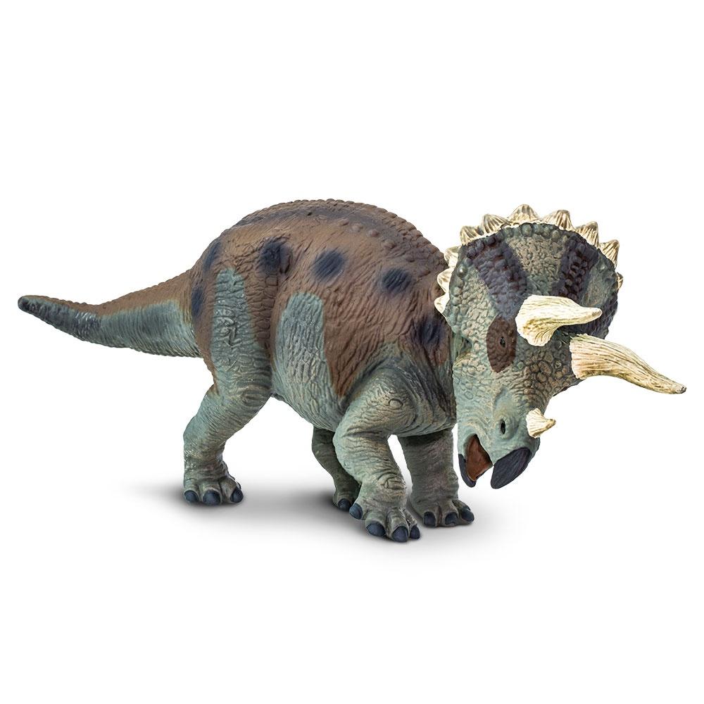 Фигурка динозавра Safari Ltd Трицератопс XL
