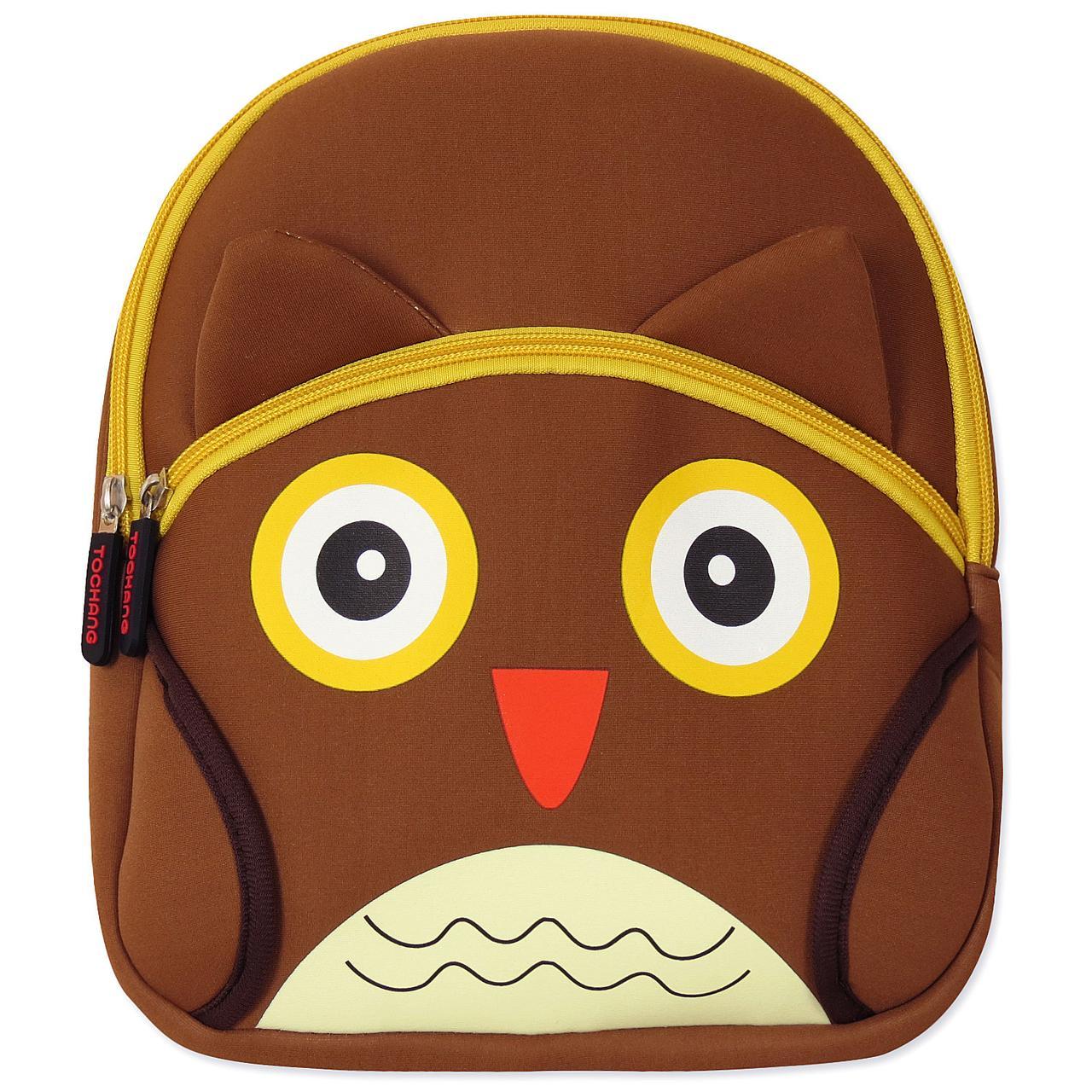 Рюкзак детский-Сова коричневая schreiber рюкзак сова