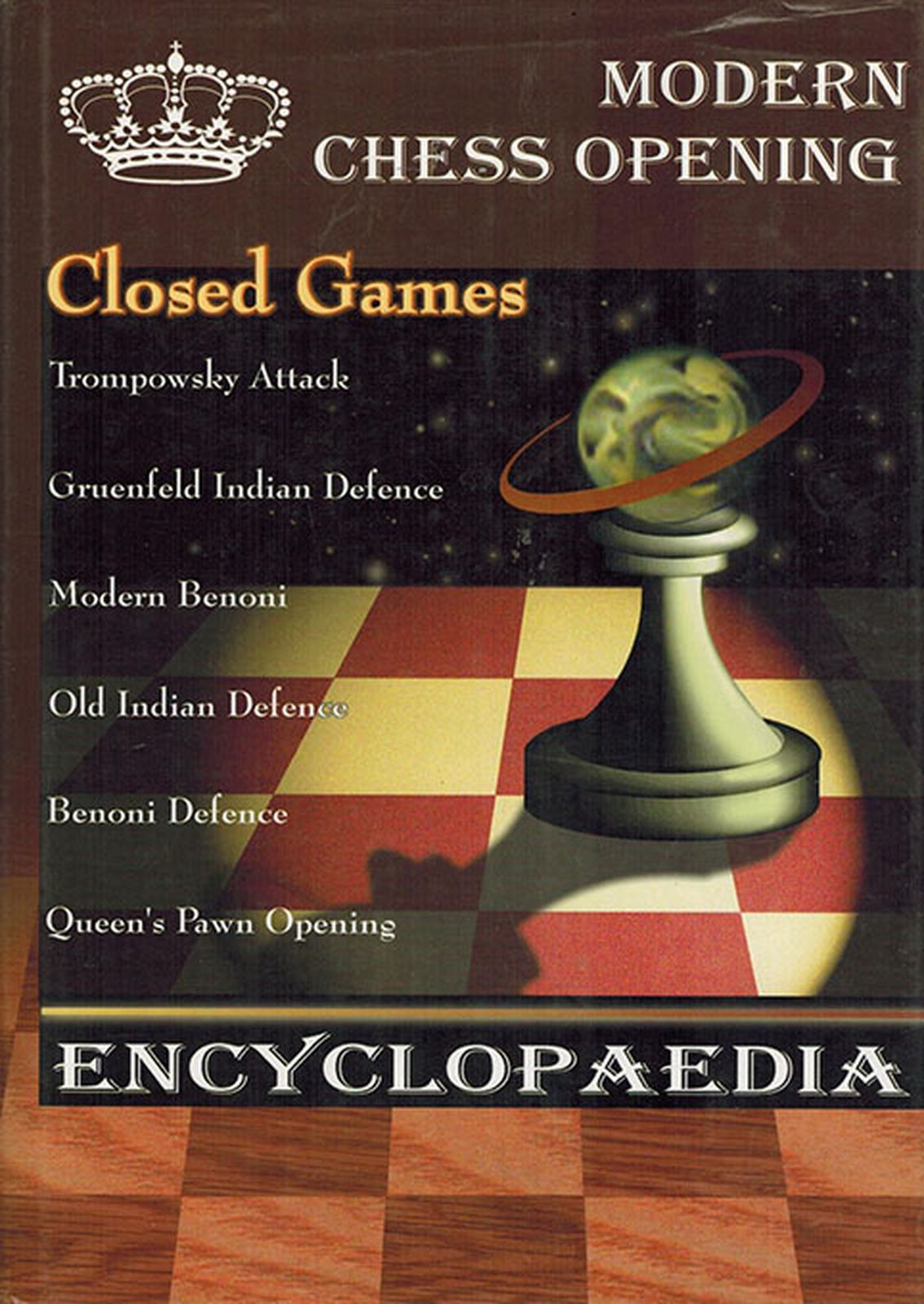 цены на Калиниченко Н. Encyclopaedia: Modern chess opening. Closed Games / Энциклопедия. Современный шахматный дебют. Закрытые дебюты  в интернет-магазинах