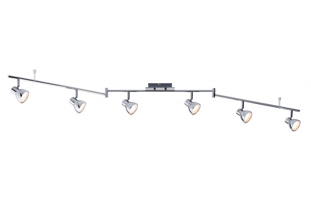 Светильник настенно-потолочный Cup LED 6x5W, хром