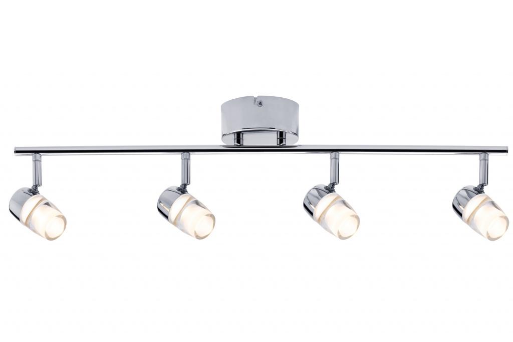 Настенно-потолочный светильник SL Bullet LED 4x3.2W, хром