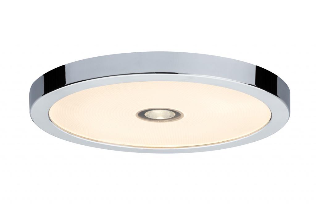 Настенно-потолочный светильник Beam LED-Panel IP44 300mm 11,2+8W, хром
