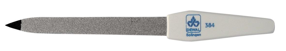 Пилка для ногтей, никель DEWAL 384