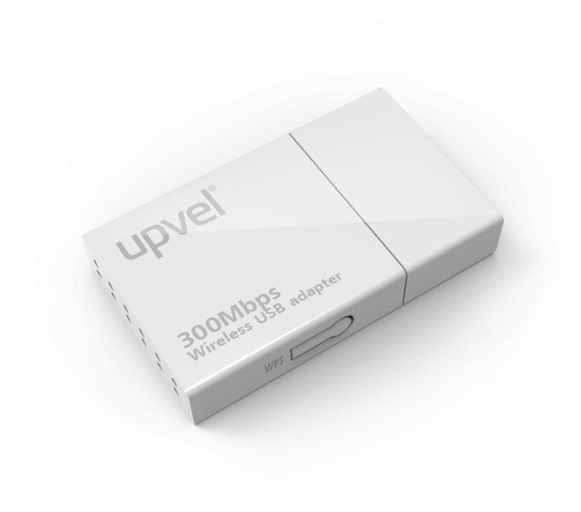UPVEL UA-222NU Wi-Fi USB-адаптер wi fi адаптер totolink n150usm цвет белый