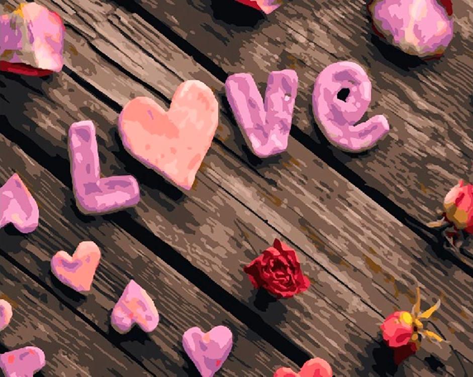 Картинки с надписями в контакте про любовь