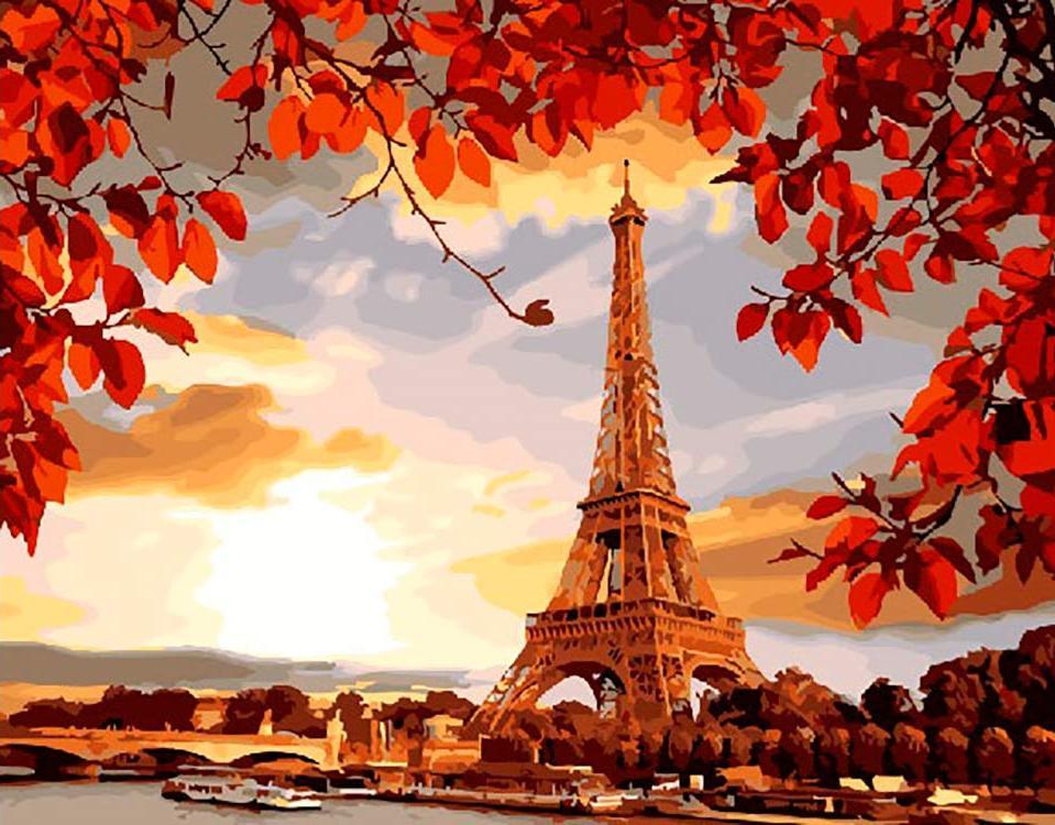 основном картинки осень в париже красивые подарок военному
