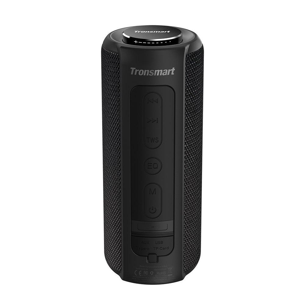 Портативная колонка Tronsmart Element T6 Plus 40W беспроводная колонка tronsmart mega черный