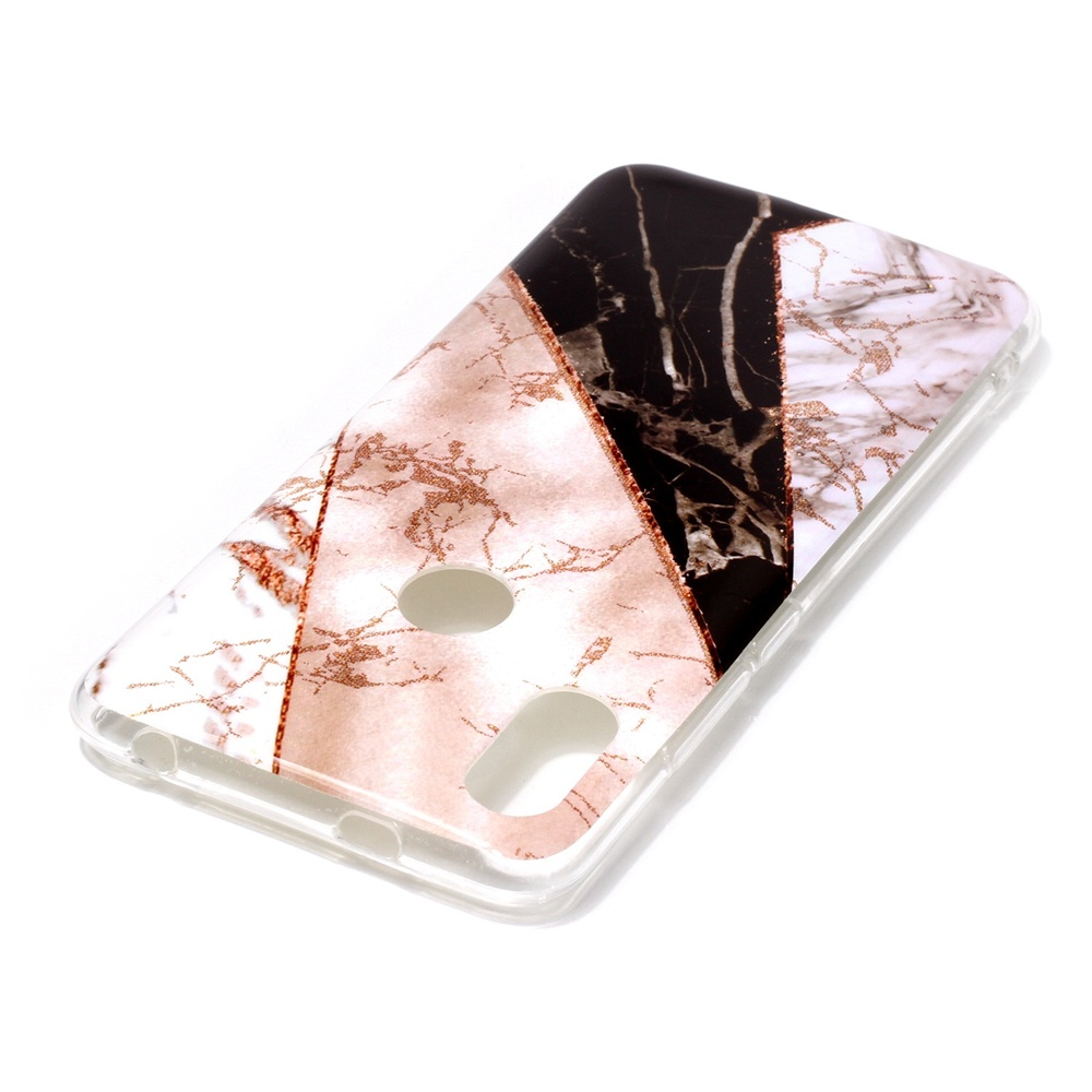 Xiaomi Redmi S2 (redmi Y2) Задний чехол Ultra Slim Fit Marble Pattern Мягкий чехол для телефона Tpu Защитный чехол для защиты от царапин A