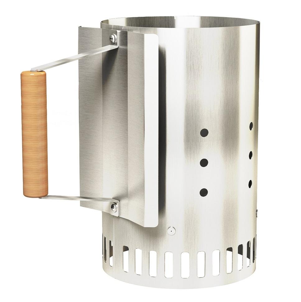 Стартер для розжига угля Grillux, 13 литров