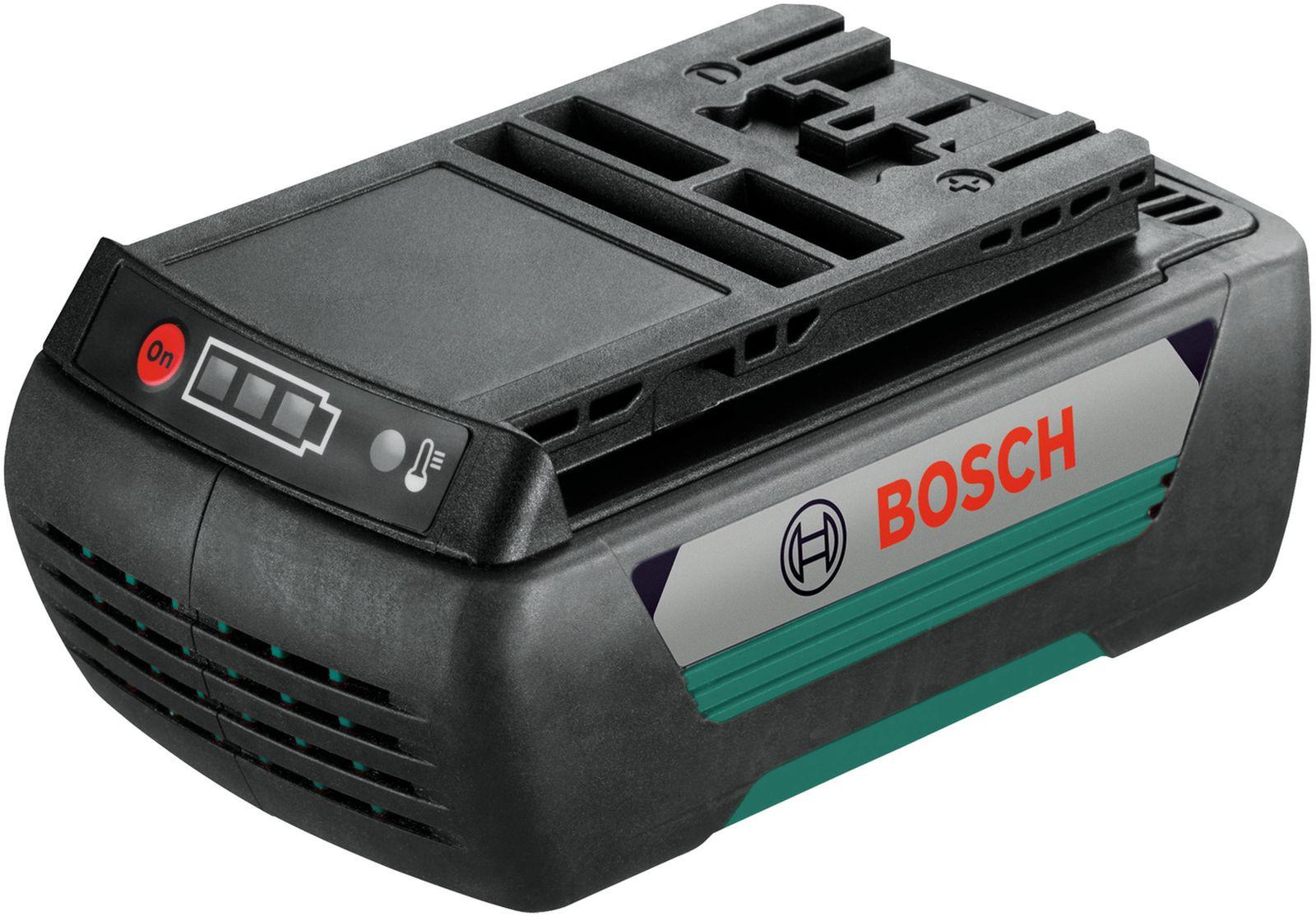 Аккумулятор для садовой техники Bosch, 36 V, 2 Ah