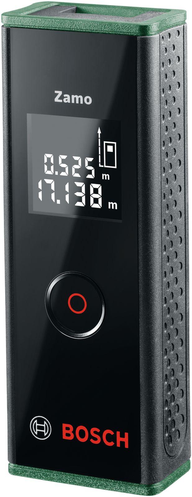 Дальномер Bosch Easy Zamo III Basic, 0603672700 лазерный дальномер bosch zamo 0603672421