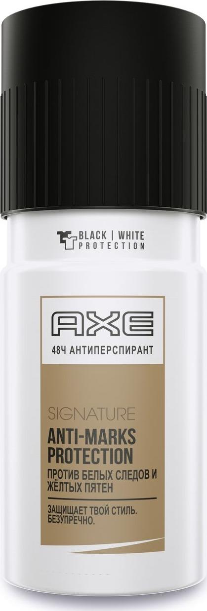 Axe Дезодорант-антиперспирант аэрозоль Защита от пятен, 150 мл axe дезодорант аэрозоль excite 150 мл
