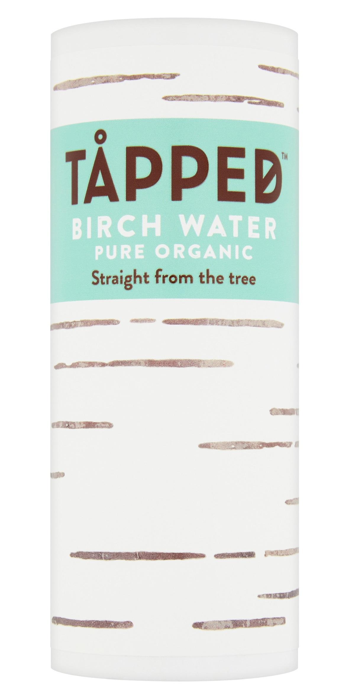 Сок березовый TAPPED Birch Water Pure Organic 0,25л (картонная банка)