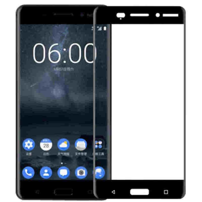 Полноэкранное защитное стекло для Nokia 1Plus 2019