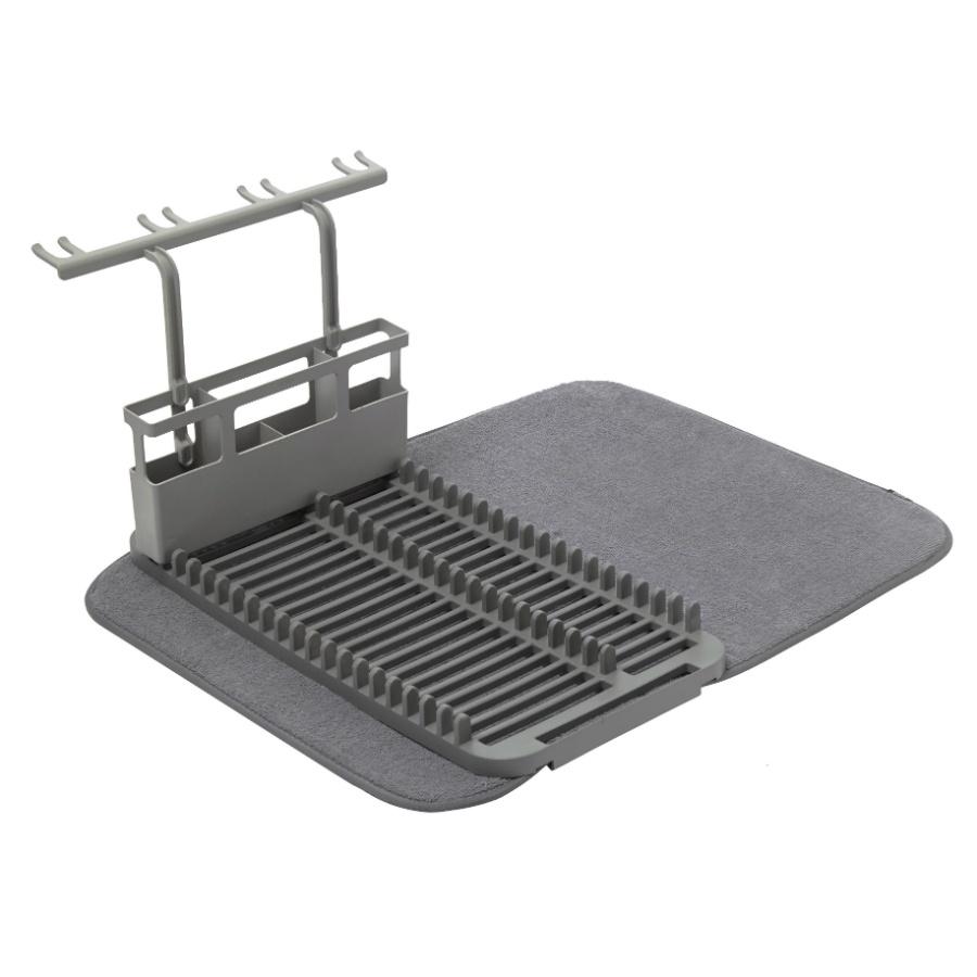 Коврик для сушки посуды Umbra UDRY тёмно-серый