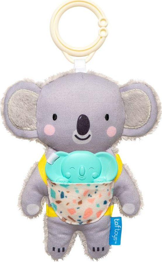 Игрушка-подвеска Taf Toys Коала развивающая игрушка коала taf toys 12405