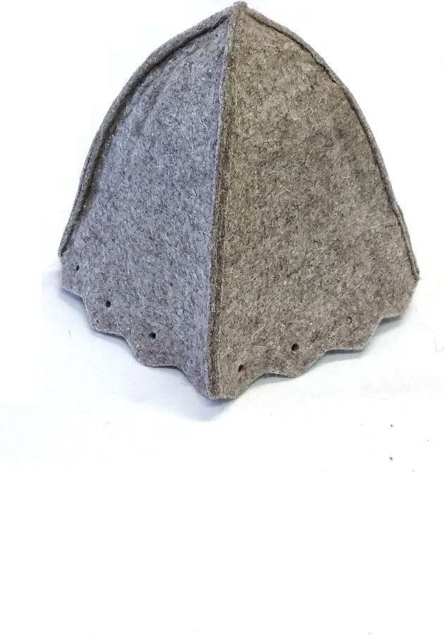 Шапка для бани Autopremium ШБВ001, 77036, серый витамины от головокружения