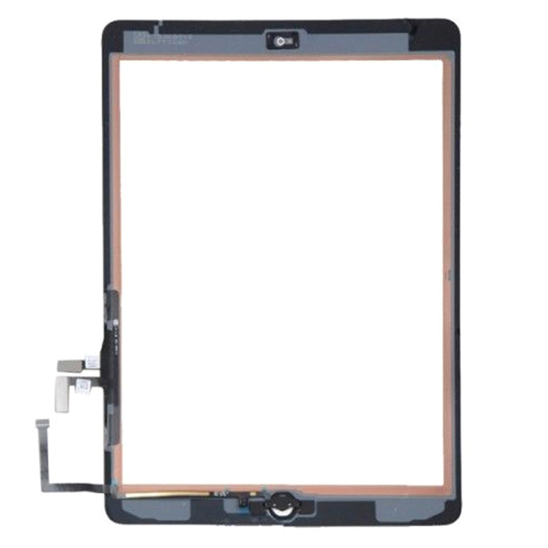 для iPad 5 Air A1474 A1475 Экран Digitizer Home Button Replacement new 10 1 inch dexp ursus 10m 3g tablet touch screen panel glass sensor digitizer replacement free shipping
