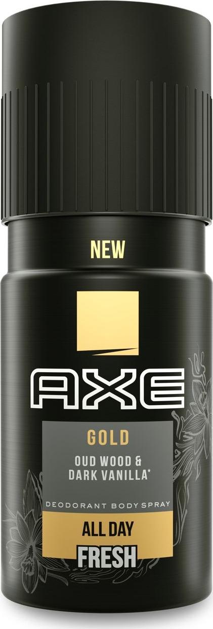 Axe дезодорант аэрозоль Gold, 150 мл