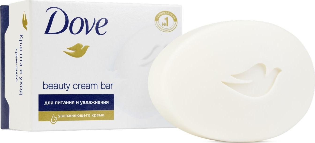 Dove Крем-мыло Красота и уход 135 гр цена 2017