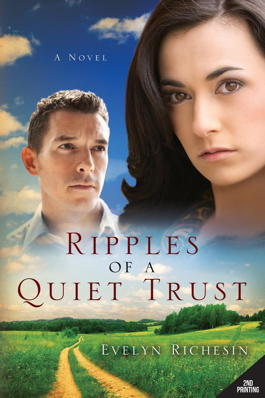 Evelyn Richesin Ripples of a Quiet Trust (the Quiet Daughter Series) susan crosby the millionaire s christmas wife