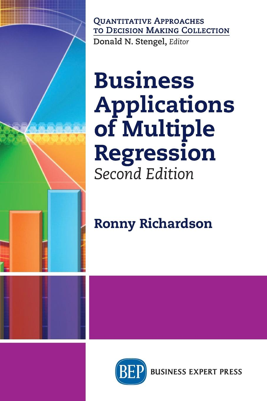 Ronny Richardson Business Applications of Multiple Regression, Second Edition mascull b business vocabulary in use elemtntary to pre intermediate second edition