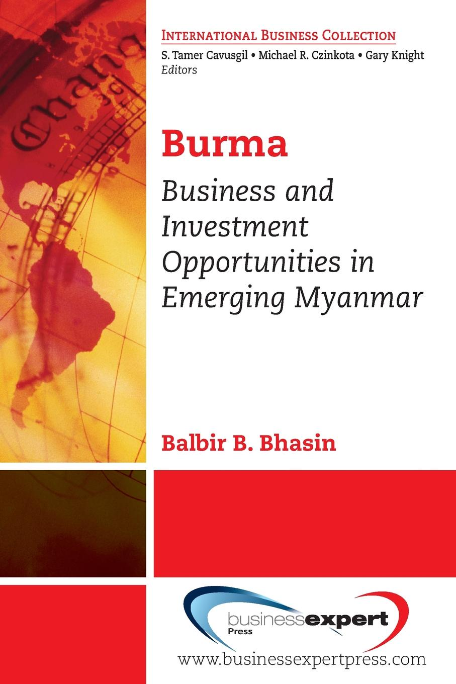 Balbir Bhasin Burma. Business and Investment Opportunities in Emerging Myanmar insight guides myanmar burma