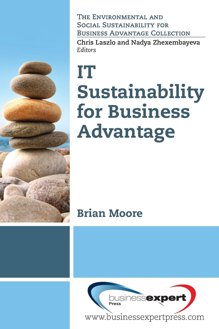 Brian Moore It Sustainability for Business Advantage avlonas nikos practical sustainability strategies how to gain a competitive advantage