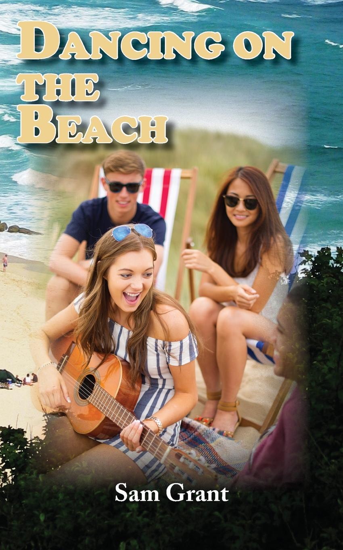 Sam Grant Dancing on the Beach funlife dm050 door sticker portuguese sea view pattern decor