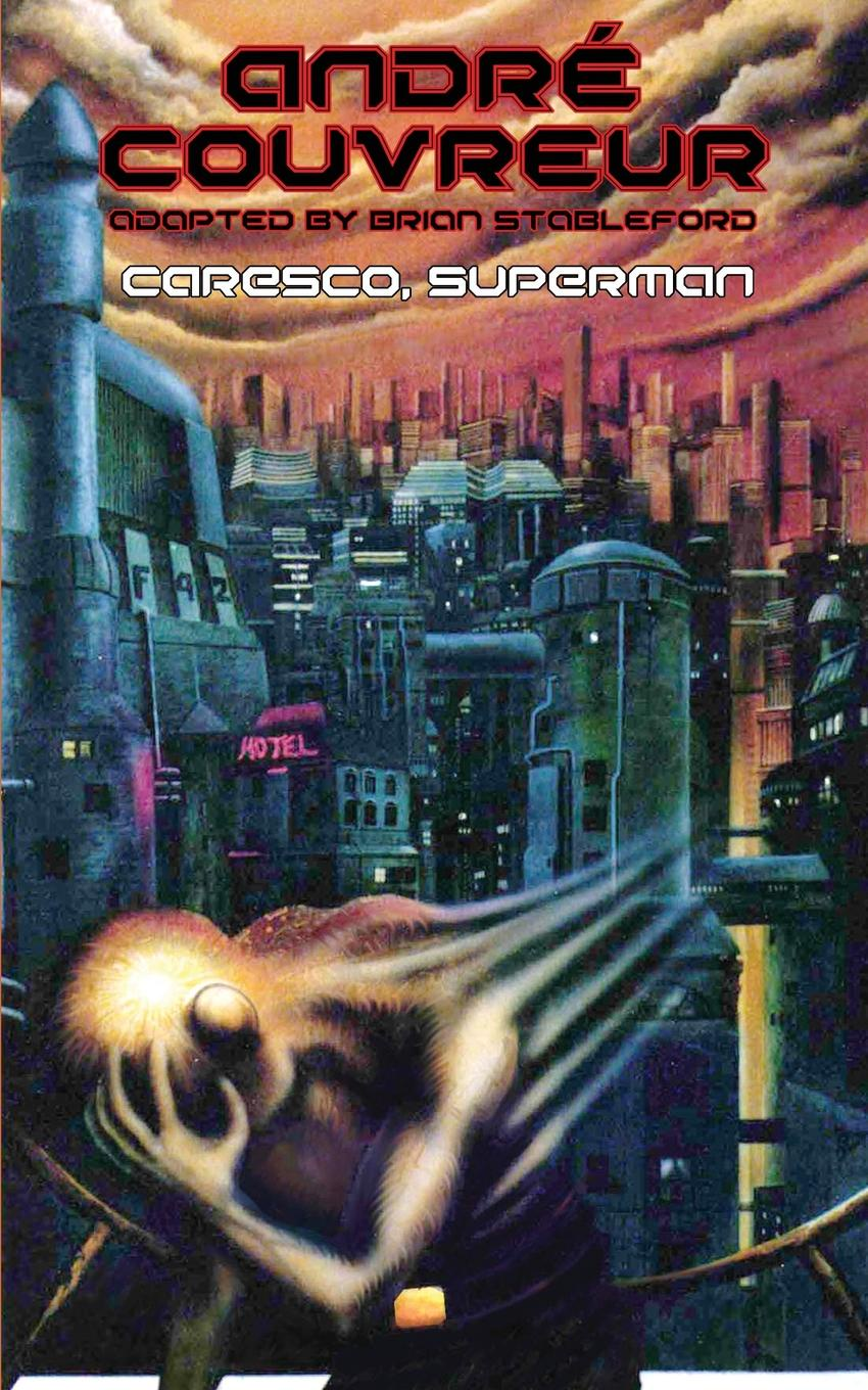 Andre Couvreur Caresco, Superman flashpoint the world of flashpoint superman