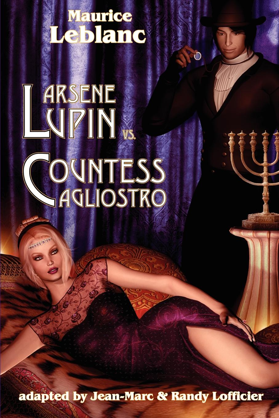 Maurice Leblanc Arsene Lupin Vs Countess Cagliostro александр дюма the countess of saint geran