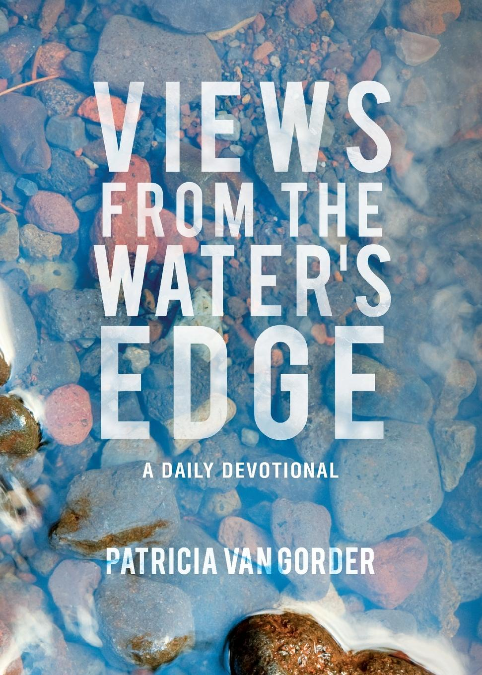 Patricia Van Gorder Views from the Water's Edge. A Daily Devotional valentine s day heart printed wall art decorative tapestry