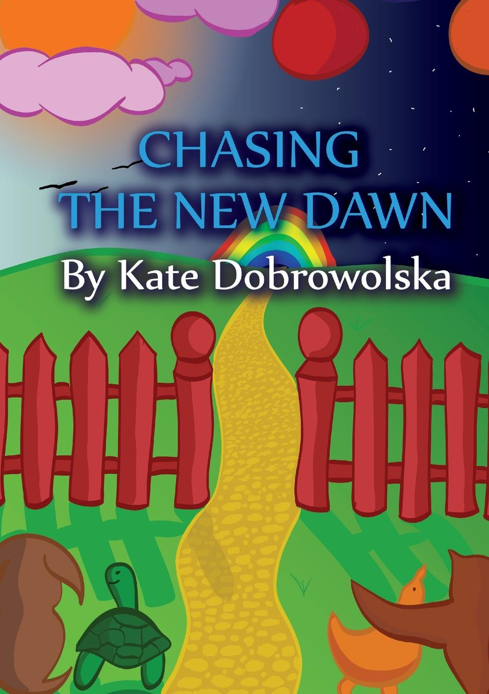 Kate Dobrowolska, Heather J. K. Brown Chasing the New Dawn. A Trilogy the variety rift dinosaur eggs green red multicolored 4 pcs