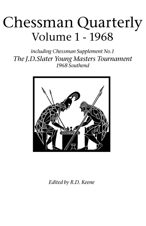 Chessman Quarterly Volume 1 - 1968 cbr human friends chess black