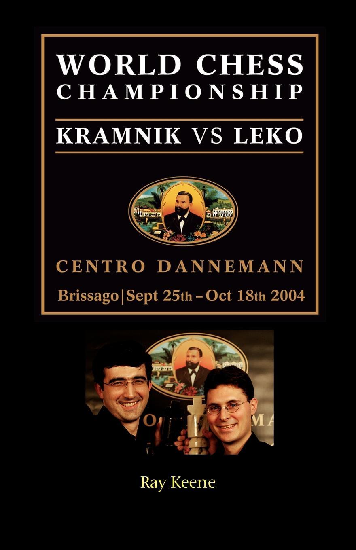 Raymond Keene World Chess Championship. Kramnik vs. Leko 2004 the open championship 2019 day two