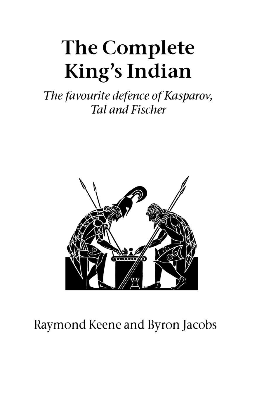 Raymond Keene, Byron Jacobs The Complete King's Indian this item is for making up price for specified order