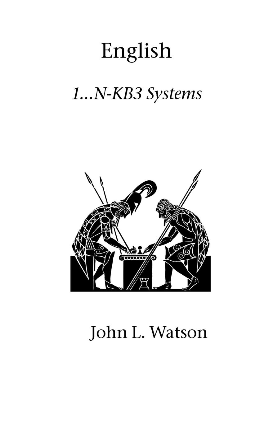 John Watson English. 1...N-KB3 Systems e s p flash on english for commerce